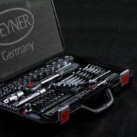 Sada nářadí HEYNER 74 dílů v kufru PROFI 333000