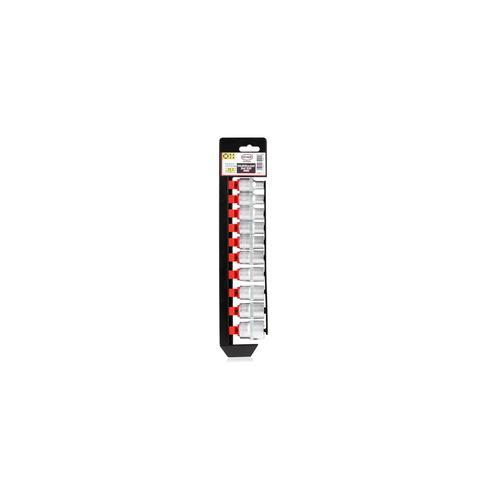 Klíče nástrčné HEYNER sada 10 dílů PROFI 1/2