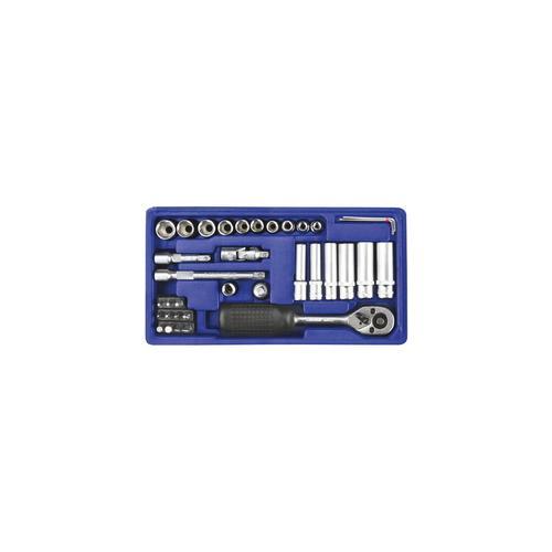 Sada nástrčných klíčů ALCA 37 ks 413100