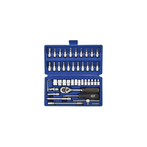 Sada nástrčných klíčů ALCA 46 Ks 413200
