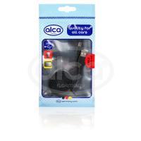 Kabel micro USB ALCA černý 2.0 510660