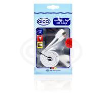 Kabel micro USB ALCA bílý 2.0 510670
