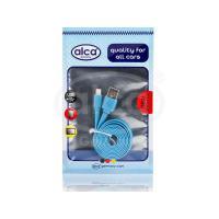 Kabel USB 2.0 - modrý ALCA 510740