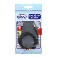 Kabel AUX ALCA 3,5mm černý 510910