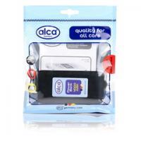 Powerbank - nabíječka mobilní ALCA 4000mAh černá - do kapsy 511640