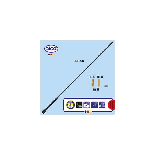 Anténa ALCA - prut 55 cm 537500