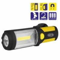 Lampa pracovní ALCA COB-LED s bateriemi 580400