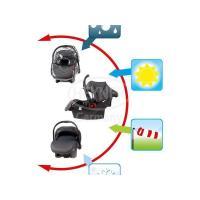 Autosedačka HEYNER SuperProtect Comfort (0+) Racing  červená - NOVÝ TYP 780300