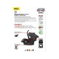 Autosedačka HEYNER SuperProtect Comfort (0+) Summer béžová - NOVÝ TYP 780500