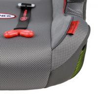 Podsedák HEYNER SafeUp XL Comfort (II + III) Koala - šedý 783200