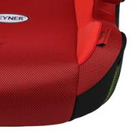 Podsedák HEYNER SafeUp XL Comfort (II + III) Racing - červený 783300