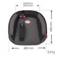 Podsedák  HEYNER SafeUp XL Comfort (II + III) Summer - béžový 783500