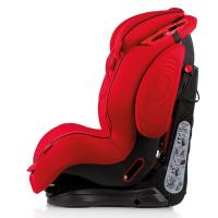 Autosedačka HEYNER CAPSULA MULTI ERGO 3D Racing červená