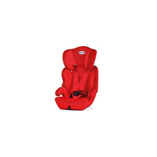 Autosedačka HEYNER MultiProtect AERO (I,II,III) Racing červená