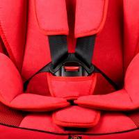 Autosedačka HEYNER ISOFIX AERO MULTI RELAX Racing červená