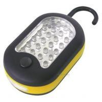 Svítilna ruční LED 24/3 magnetická, závěs, na 3 x AAA baterie