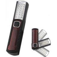 Svítilna ruční LED 21/3 magnetická, závěs, na 3 x AAA baterie